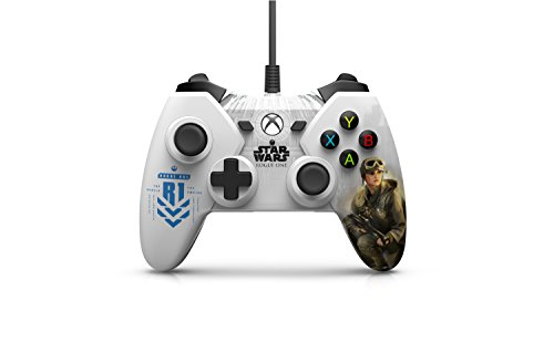 Star Wars Rogue One Wired Controller For Xbox One - Rebel Alliance