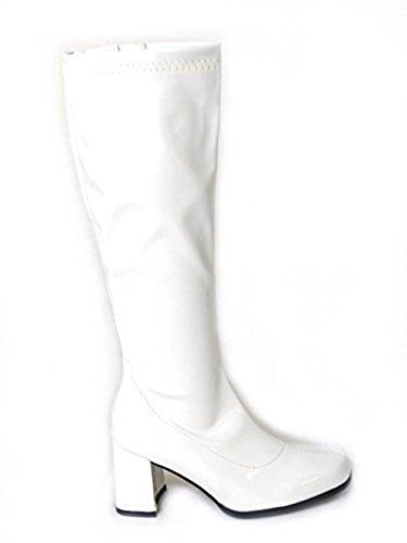 LIMITED UK FASHION Blanc Bottes pour FUN Femme blanc xFEHBwwq1
