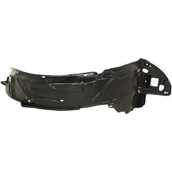 Make Auto Parts Manufacturing Premium Front Passenger//Right Side Splash Shield Plastic for Honda Accord 1998-2002 HO1249106