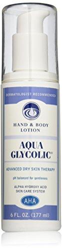 Aqua Glycolic Hand & Body Lotion, 6 fl oz