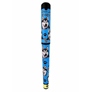 E&S Pets Siberian Husky Pen Easy Glide Gel Pen, Refillable with A Perfect Grip, Great for Everyday Use, Perfect Siberian Husky Gifts for Any Occasion 35