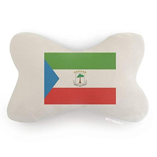DIYthinker Equatorial Guinea National Flag Africa Car for sale  Delivered anywhere in USA
