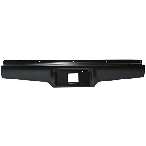 Roll Pan for CHEVROLET S10 PICKUP 82-93 REAR Steel w/License Plate Part w/Light Kit and Hardware
