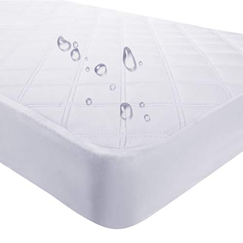 Waterproof Fitted Crib Mattress