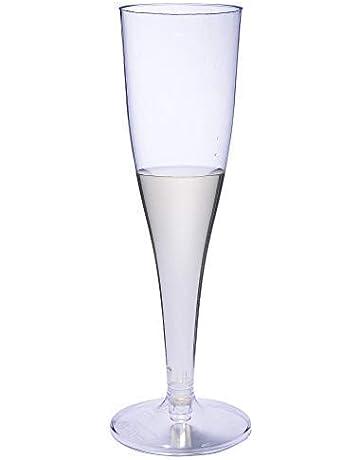 Copas alargadas de champán | Amazon.es