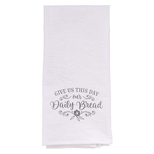 - Christian Art Gifts Daily Bread Tea Towel - Matthew 6:11