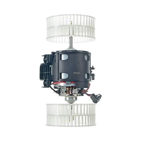 (A-Premium Heater Blower Motor with Fan Cage for BMW E60 E61 525i 528i 530i 535i 545i 550i 650i M5 M6 )