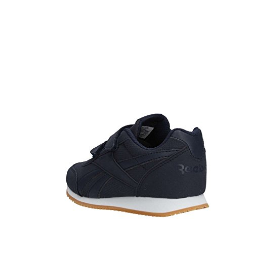 Reebok Royal Cljog 2 2v, Zapatillas de Running para Niños Azul (Micro/Collegiate Navy 000)