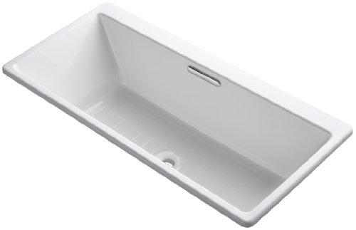 Kohler K-817-0 Reve 5.5Ft Drop-in/Undermount Bath, White ()