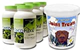 Glyco Flex II 6-PACK (720 Tablets) + FREE Joint Treats!, My Pet Supplies