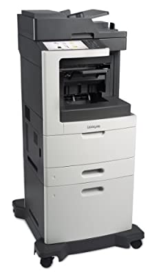 Lexmark MX810DXFE Monochrome Printer with Scanner, Copier and Fax - 24T7416