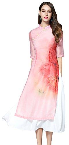 Beautiful Chinese Style Dress - 3