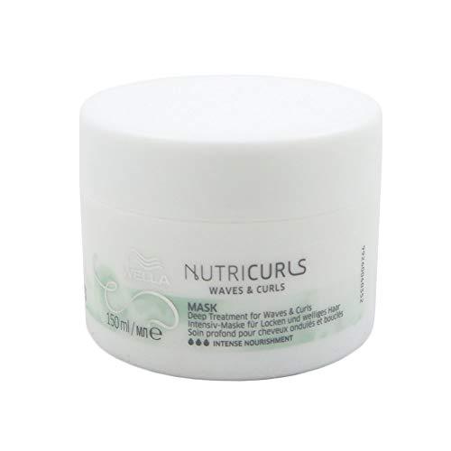 3 er Pack Wella Nutricurls Mask 150 ml