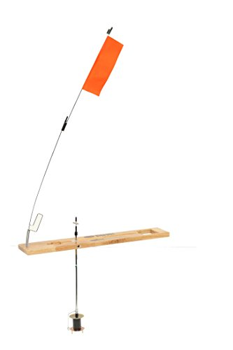 Frabill 1668 Ice Big Foot Wood Tip-Up