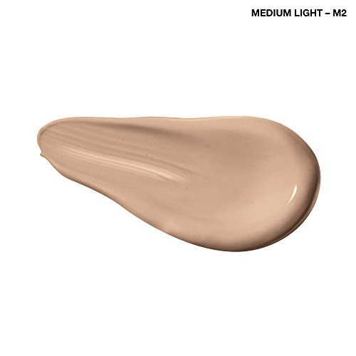 COVERGIRL truBlend Liquid Foundation Makeup Medium Light M2, 1 oz (packaging may vary)
