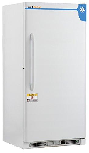 am-1 AM-LAB-MD-FSE-20 MedLab Essential Manual Defrost 20 cu. ft. Medical/Laboratory Freezer, White ()