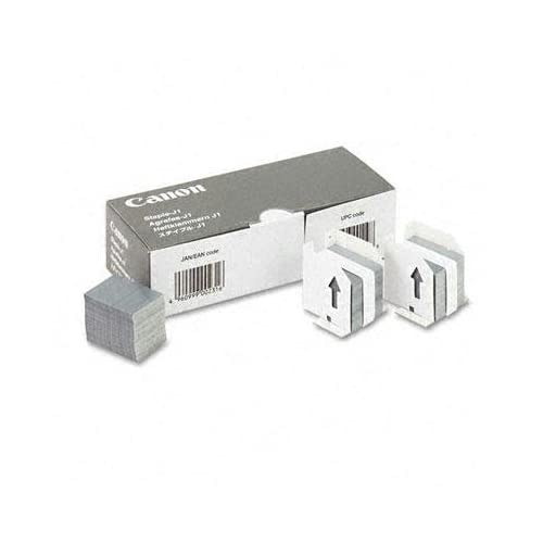 "Canon - Standard Staples For Canon Ir2200/2800/More Three Cartridges 15000 Staples ""Product Category: Imaging Supplies And Accessories/Staple Cartridges For Copiers & Printers"""
