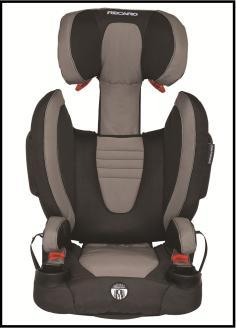 The RECARO Performance BOOSTER Grows With Your Child QuickLift 11 Poisition Head Rest Comfort Enhancing Memory Foam CoolMesh Air Ventilation And