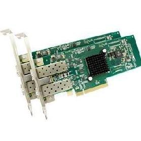 Addon I350F2-AO Intel I350F2 Comparable Dual SFP Port PCIe NIC - Network adapter - PCIe x4 - 1000Base-SX x 2