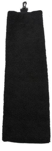 ProActive 16 x 22 Microfiber Towel (Plush Black)