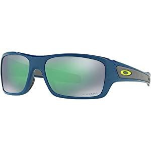 Oakley Boy's OJ9003 Turbine XS Rectangular Sunglasses