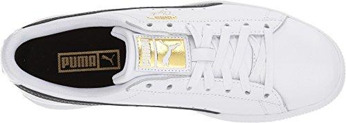 Core 10 Team Schwarz Schuhe Größe Weiß Womens Mode Folie Gold Puma Clyde Puma 5 Puma L Puma BxpwZp7
