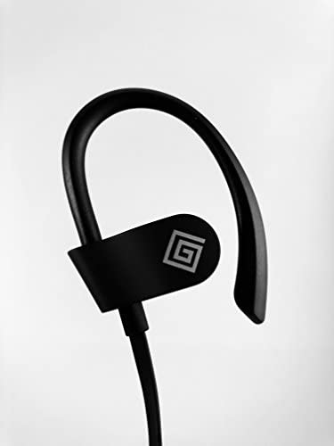 Grooves Wireless Bluetooth Sport Headphones with Microphone Stereo Supreme Audio Sweat Proof