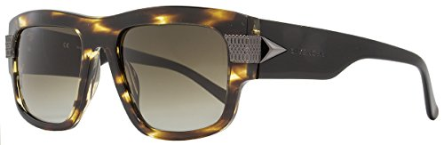 Givenchy Sunglasses SGV825-773 Oversized Sunglasses,Tortoise & Gun,One - Oversized Givenchy