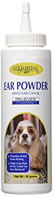 Gold Medal Groomers Ear Powder (30 Grams) from Cardinal