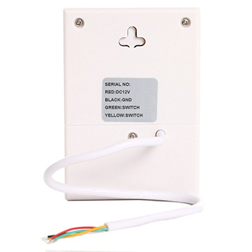 Uhppote dc 12v wired doorbell door bell chime for home for 12v dc door bell