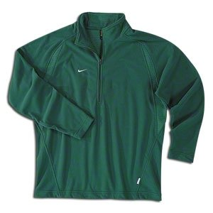 Nike Therma-FIT Team Training Top DARK GREEN