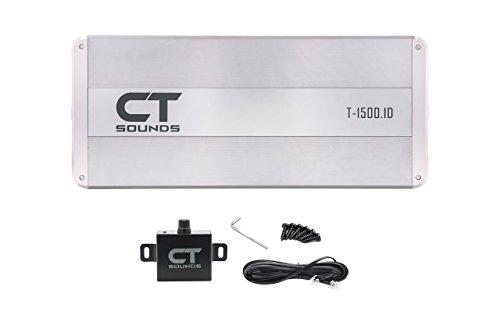 CT Sounds T 1500 1 Monoblock Amplifier