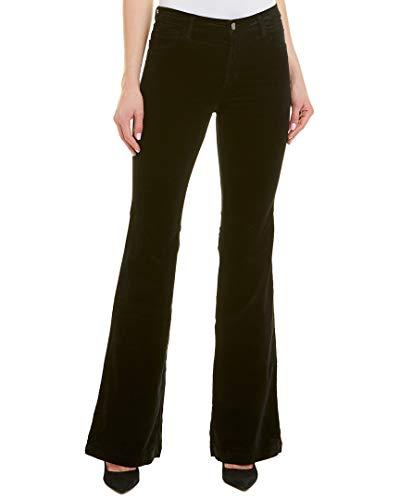J Brand Jeans Women's Maria Flare, Black, 28 ()