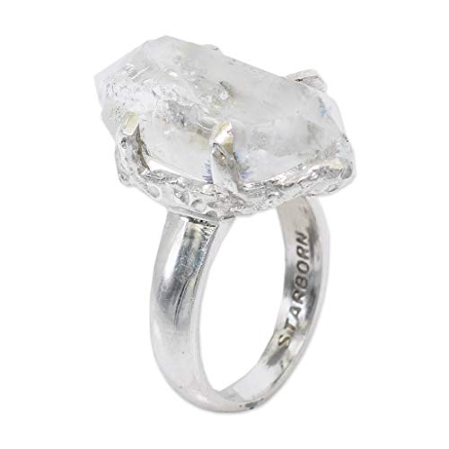 Blue Dumortierite Ring by Stones Desire