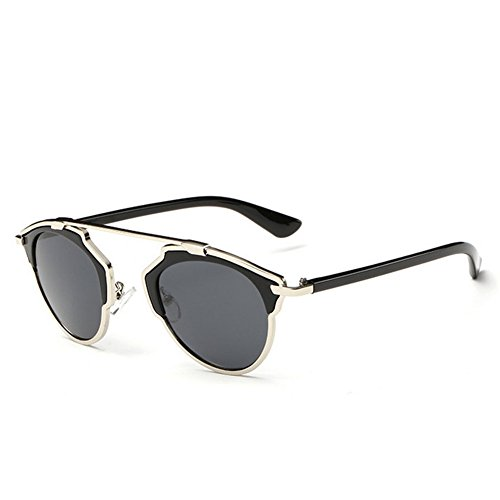 My.Monkey Womens Summer Party Retro Classic Style Reflective Mirror Lens Wayfarer - Sunglasses Specsavers Offer