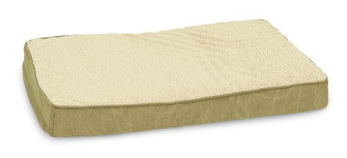 Petmate Orthopaedic Pet Bed, 18 inch by 28 inch, Colors may