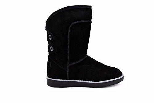 Aussie Merino Women's Philipa Boots 6 Black ()