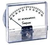 SIMPSON TV-1-DAA050 CURRENT METER