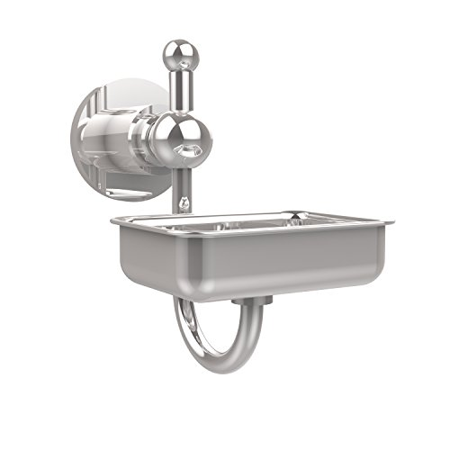 - Allied Brass AP-32-PC Astor Place Wall Mounted Soap Dish Polished Chrome