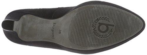 bugattiV4962PR6 - Zapatos de Plataforma Mujer Negro - negro