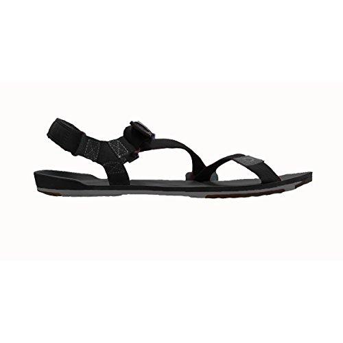 Schoenen Xero Z-trail Lichtgewicht Sandaal - Blootsvoets Geïnspireerde Wandeling, Sleep, Hardlopen Sport Sandalen - Vrouwen Kolen Zwart / Zwart