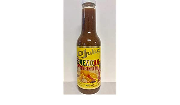 Amazon.com : MEXICAN SPICY MOJO BOTTLE 23 oz. - MEXICANO PICANTE MOJO (Pack of 6) : Grocery & Gourmet Food