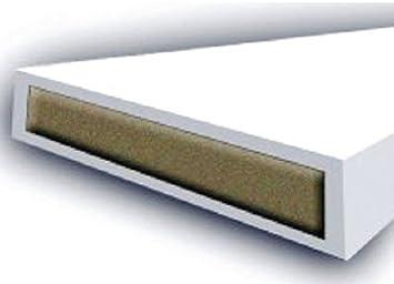 Puerta cortafuego 20 mm reductoras de calor sello Fire marrón: Amazon.es: Oficina y papelería