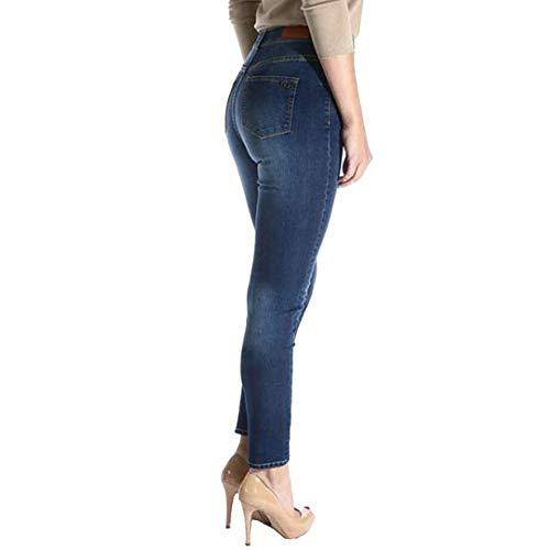 Bleu Fifty Jean Colombia F Jeans qXqAI