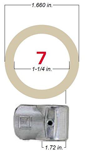 Adjustable Side Outlet Tee