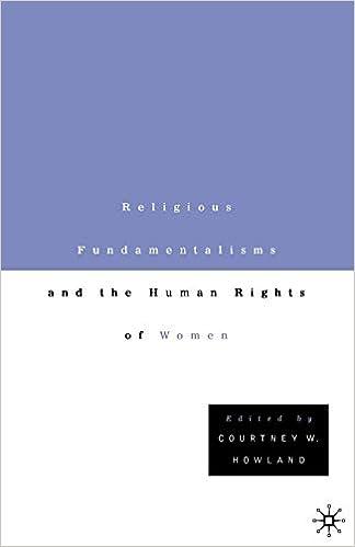 Como Descargar Libros En Religious Fundamentalisms And The Human Rights Of Women PDF Online