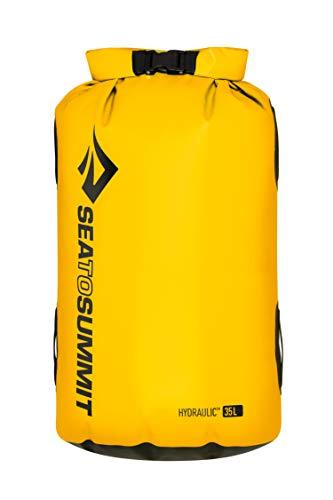 Sea to Summit Hydraulic Dry Bag - Yellow 35L