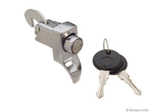 Deck Lid Lock - HELLA 906760001 Rear Deck Lid Lock - VW Beetle 71-