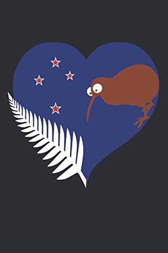Beloved New Zealand: A Notebook for New Zealand and Kiwi ()
