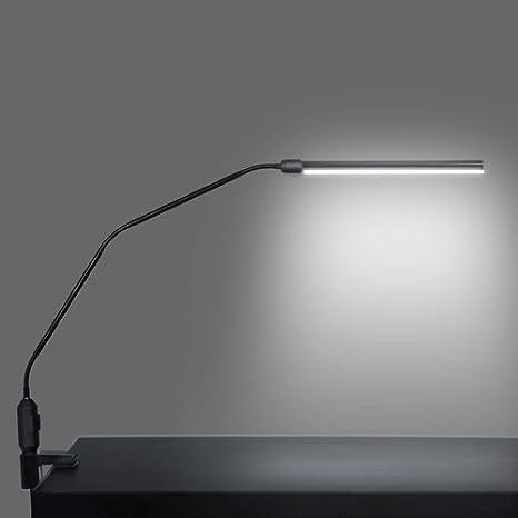 Amazon slimlight flexible manicure work table led lamp with amazon slimlight flexible manicure work table led lamp with clamp in black beauty aloadofball Gallery